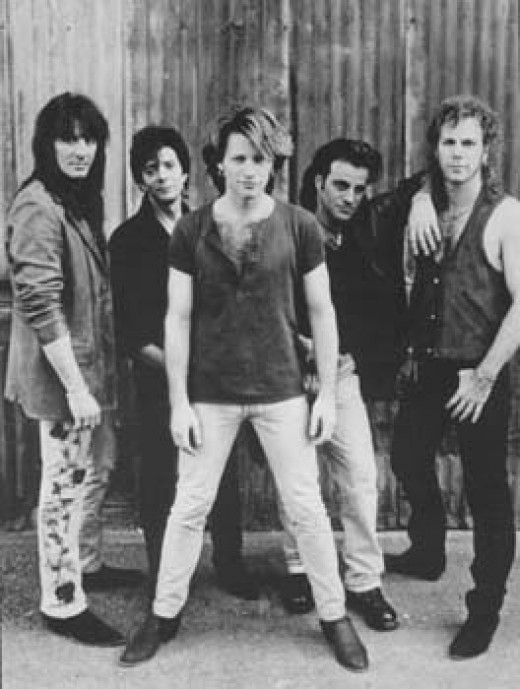 Did you become a Bon Jovi lover like every other Jersey girl?