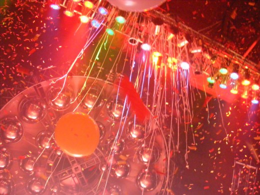 This is the first year I haven't been in Oklahoma City to see the Flaming Lips on New Years Eve since 2007/2008.