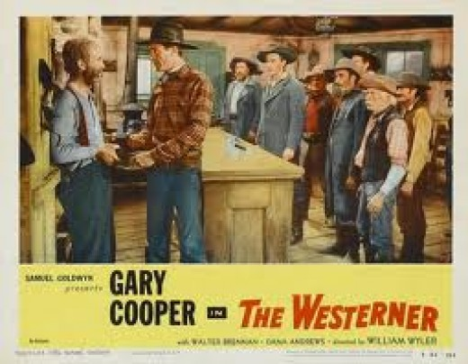Gary Cooper - The Westerner