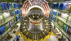 Will the Hadron Collider spawn a God consciousness?