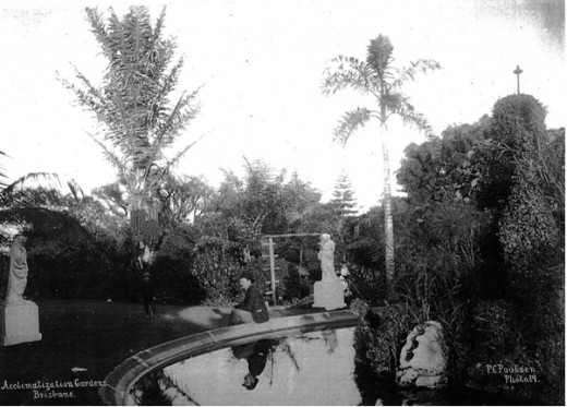 Victorian Water Feature 1891.