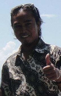 Ketut Pasek (contact : +62 81 236 402 264, +62 828 970 01833. email:  pasekketut@yahoo.com.  )