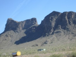 Picacho Peak, Arizona