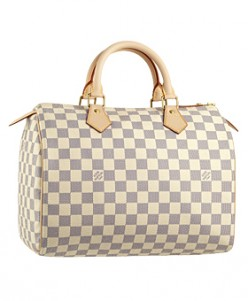 LV (Louis Vuitton) Damier Azur speedy 30 review