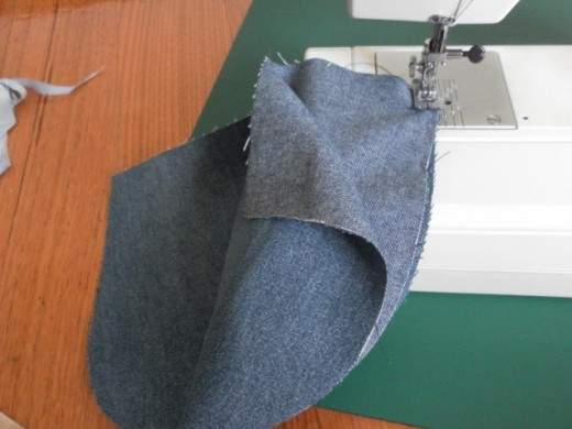 Sew cover patterns.