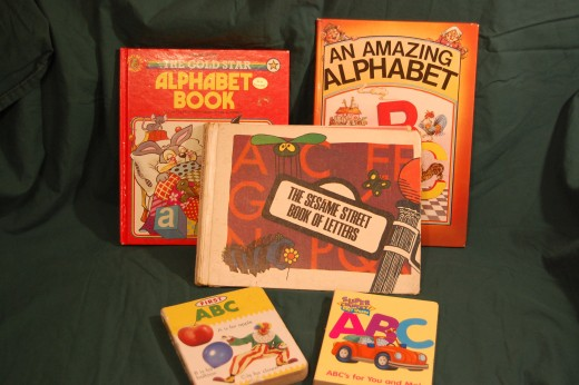 More alphabet books