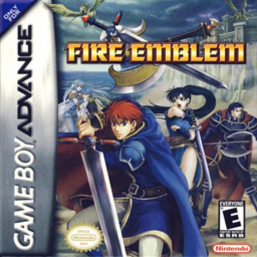 Fire Emblem (2003, Game boy Advance)