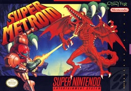 Super Metroid (1994, Super Nintendo)