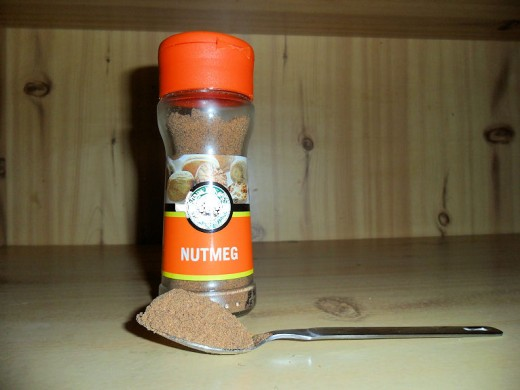 There are many health benefits of Nutmeg.