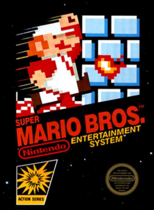 Super Mario Bros. (1985, Nintendo)
