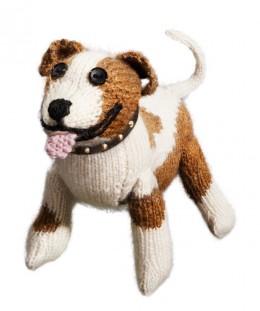 Battersea Dogs Home Knitting Pattern Dog Coat