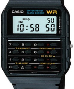 Casio Calculator Watch Review