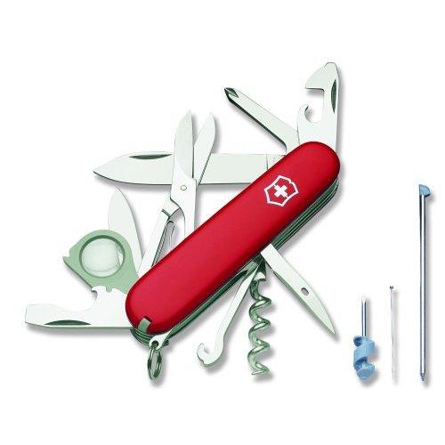Victorinox Swiss Army Explorer Plus Pocket Knife