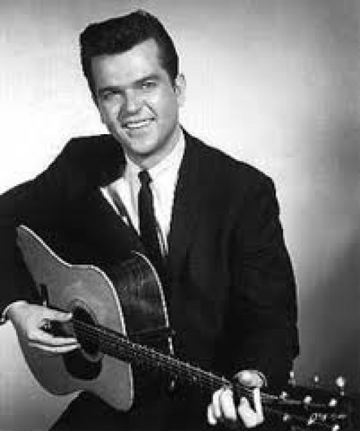 THE LATE CONWAY TWITTY