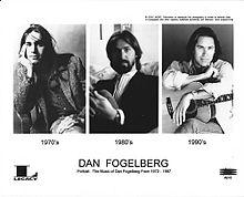 THE LATE DAN FOGELBERG
