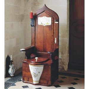 Herbeau Throne Toilet