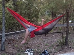 How to Use a Hammock While Backpacking and Stay Warm and Dry