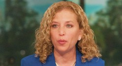 Pit Bull Debbie Wasserman Schultz Slimes Mitt Romney Up To Make Him the New President