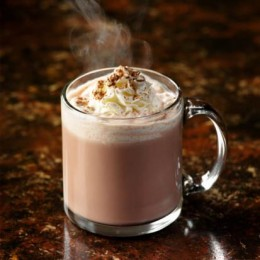 Nothing warms you more than a cup of hot chocolate on a winter day... with family!