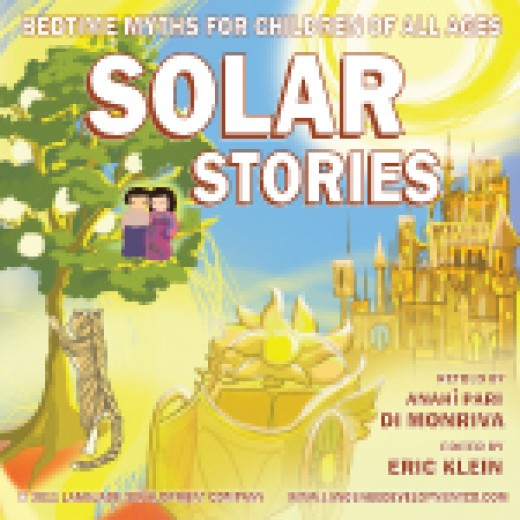 Solar Stories E-book Cover