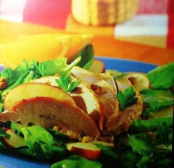 Chicken And Orange Salad Recipe