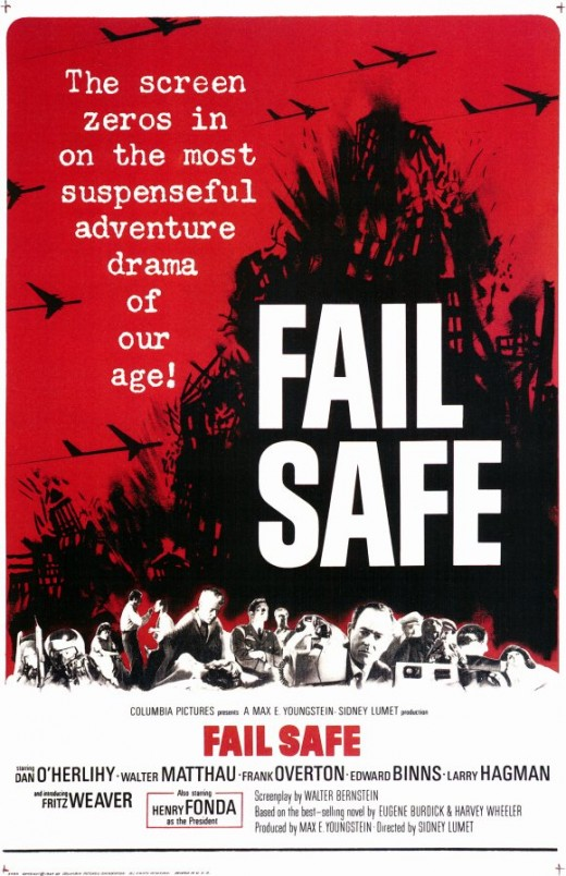 Fail Safe - poster