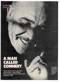 The life and films of Sir Thomas Sean Connery