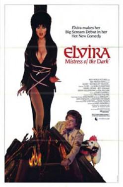 ELVIRA, MISTRESS OF THE DARK, PLAYS NAOMI.