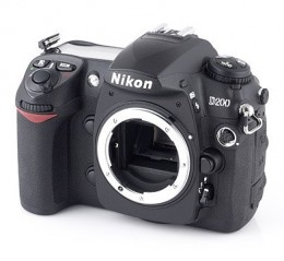 Nikon D200 on Amazon. Listing below.