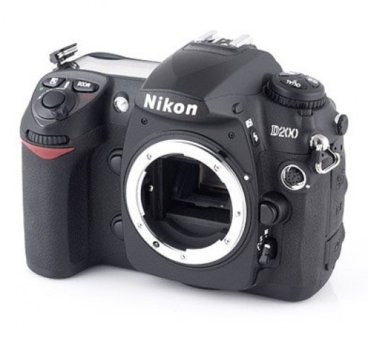 Nikon D200 on Amazon. Listing below.