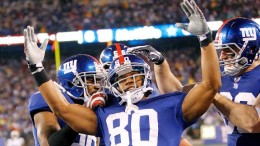 Victor Cruz has been outstanding the last two weeks for the G-Men