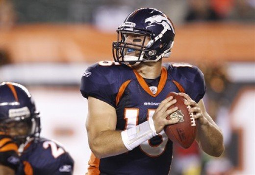 Broncos will ride Tebow to the second round of the playoffs and a trip to Baltimore in an upset over Pittsburgh