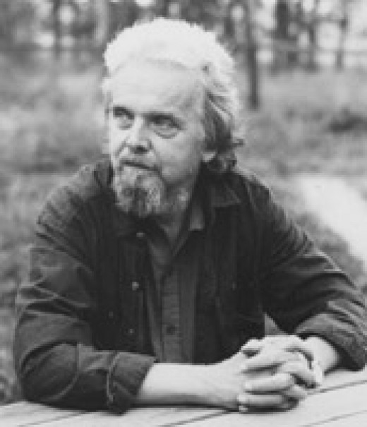 Anselm Hollo, poet and translator