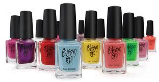 FUNKY COLOR NAIL POLISHES!