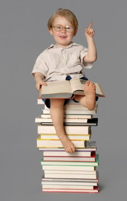 A Child Who Loves Books.