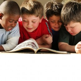 Children Who Love Books.