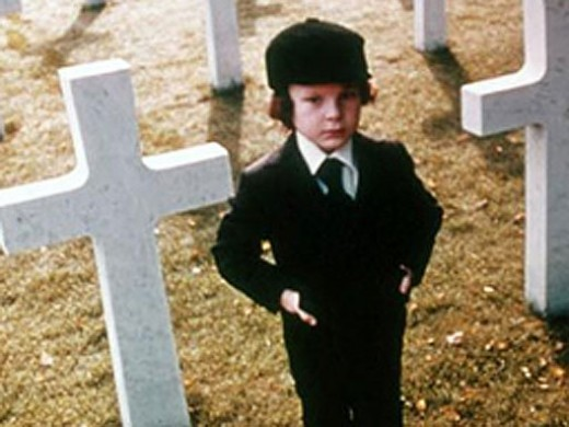 "Damien from ""The Omen"""