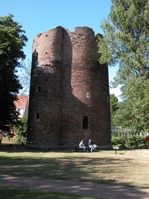 Cow Tower, Norwich.