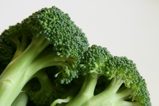 Broccoli is my favorite vegetable.