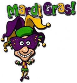 Laissez Les Bon Temps Rouler!!     Mardi Gras Louisiana Style