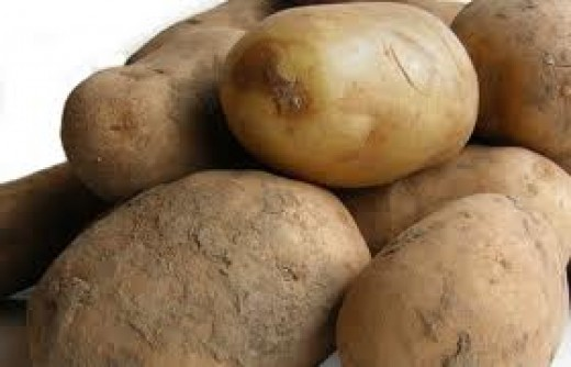 Large Potatoes