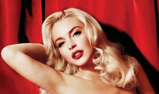 Lindsay Lohan leaked photos