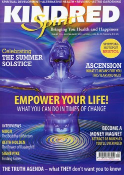 CJ Stone's columns and articles for Kindred Spirit magazine