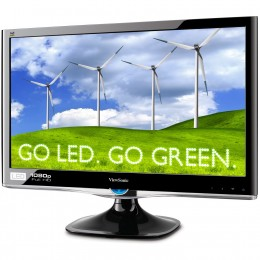 The VX2450WM-LED 24 Inch Computer Monitor is affordable and looks great in any office environment.