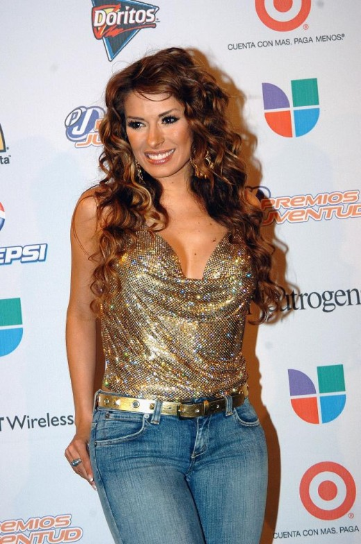 Galilea Montijo - Beautiful Latina Actress
