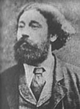 Maurice Joly, author of the anti-Louis Napoleon tract that became a substantive part of the Protocols of the Elders of Zion