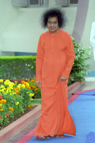 It was a morning when I wished that Swami would walk past me, without noticing me...