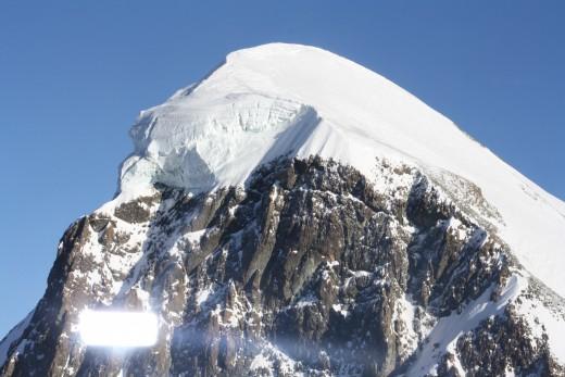 Glacier Paradise Alpine Panorama, Matterhorn, Switzerland