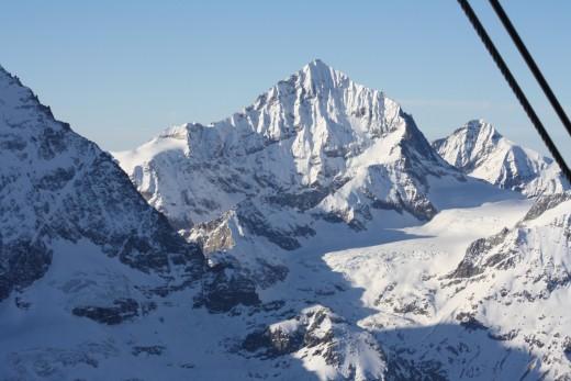 Trockener Steg, Alpine Panorama, Matterhorn, Switzerland
