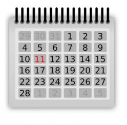 Counting on Calendars